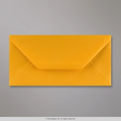110x220 mm (DL) Golden Yellow Envelope
