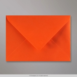 125x175 mm Orange Briefumschlag