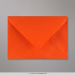 133x184 mm envelope laranja