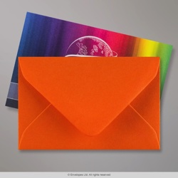 62x94 mm Orange Envelope