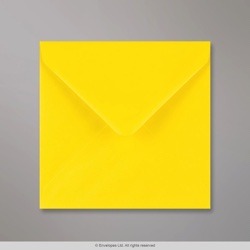 130x130 mm Daffodil Yellow Envelope