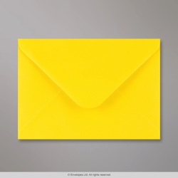 133x184 mm Daffodil Yellow Envelope, Daffodil Yellow, Gummed