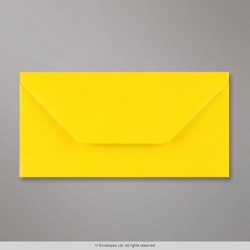 110x220 mm (DL) Daffodil Yellow Envelope, Daffodil Yellow, Gummed