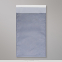 324x229 mm (C4) Smoke Grey Anti-Static Bag