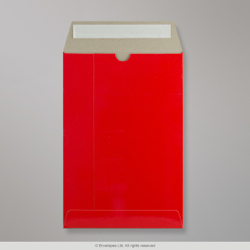 235x162 mm Red All Board Envelope