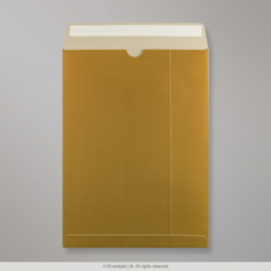 324x229 mm (C4) Gold All Board Envelope