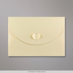 162x229 mm (C5) Champagne Butterfly Envelope