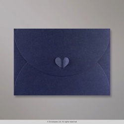 162x229 mm (C5) Midnight Blue Butterfly Envelope