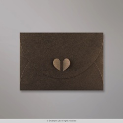 114x162 mm (C6) Bronze Butterfly Envelope