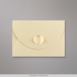 114x162 mm (C6) Champagne Butterfly Envelope