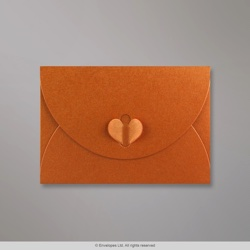 114x162 mm (C6) Copper Butterfly Envelope