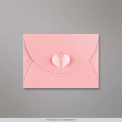 82x113 mm (C7) Baby Pink Butterfly Envelope