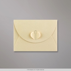 82x113 mm (C7) Champagne Butterfly Envelope