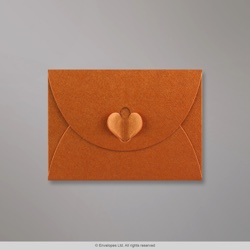 82x113 mm (C7) Copper Butterfly Envelope