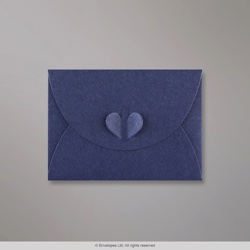 82x113 mm (C7) Midnight Blue Butterfly Envelope