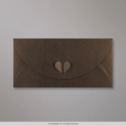 110x220 mm (DL) Bronze Butterfly Envelope