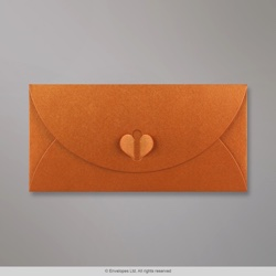 110x220 mm (DL) Copper Butterfly Envelope