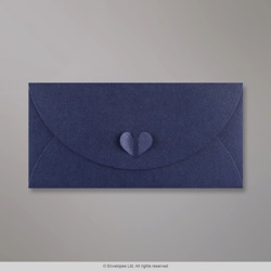 110x220 mm (DL) Midnight Blue Butterfly Envelope