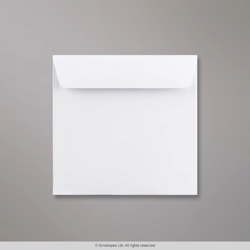 155x155 mm White Envelope