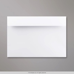 162x229 mm (C5) White Envelope, White, Peel and Seal