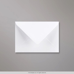 114x162 mm White Wove Envelope