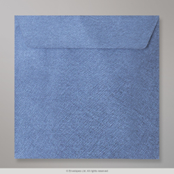 155x155 Royal Blue Textured Envelope