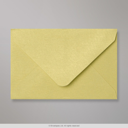 62x94 mm Bean Green Textured Envelope