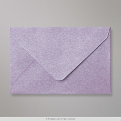 62x94 mm Lilac Textured Envelope