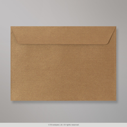162x229 mm (C5) Bronze Textured Envelope