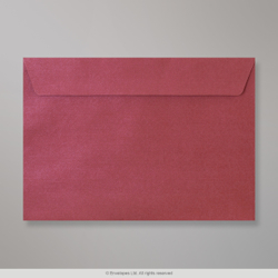 162x229 mm (C5) Claret Textured Envelope