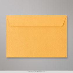 162x229 mm (C5) Gold Textured Envelope