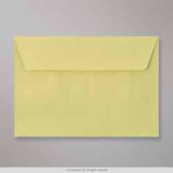 114x162 (C6) Bean Green Textured Envelope