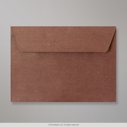 114x162 (C6) Bronze Ore Textured Envelope