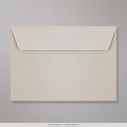 114x162 (C6) Silver Grey Textured Envelope