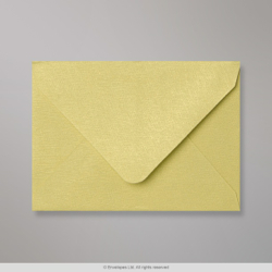 82x113 (C7) Bean Green Textured Envelope