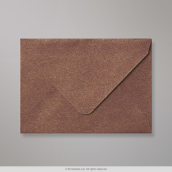 82x113 (C7) Bronze Ore Textured Envelope