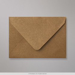 82x113 (C7) Bronze Textured Envelope