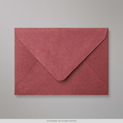 82x113 (C7) Claret Textured Envelope
