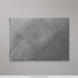 82x113 mm (C7) Mid Grey Textured Envelope