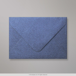 82x113 mm (C7) Royal Blue Textured Envelope