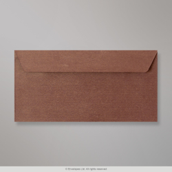 110x220 mm (DL) Bronze Ore Textured Envelope