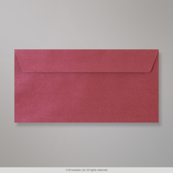 110x220 mm (DL) Claret Textured Envelope