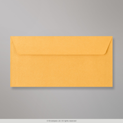110x220 mm (DL) Gold Textured Envelope
