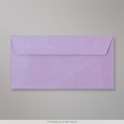 110x220 mm (DL) Lilac Textured Envelope