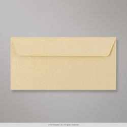 110x220 mm (DL) envelope com textura - platina