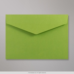 162x229 mm (C5) Green V-flap Peel & Seal Envelope, Green, Peel and Seal