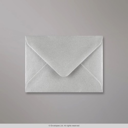 82x113 mm (C7) Metallic Silver Envelope