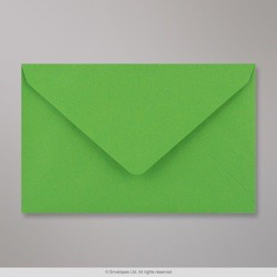 120x185 mm Bright Green Coloured Envelope