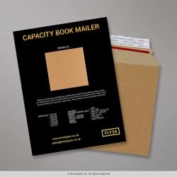 capacity book mailers flysheet fly34 envelopes hong kong