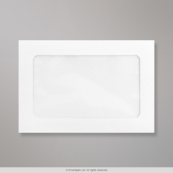 162x229 mm (C5) Full View Window Envelope